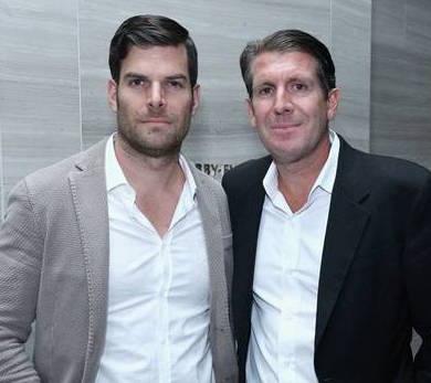 Michael Capponi and Gideon Kimbrell