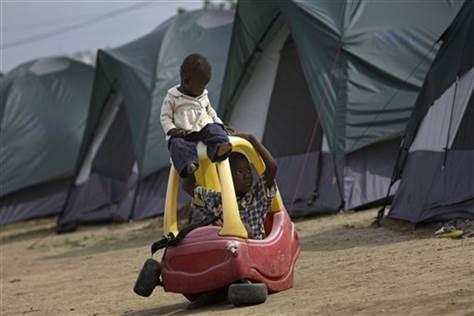 DIY Efforts Bring Aid To Haiti